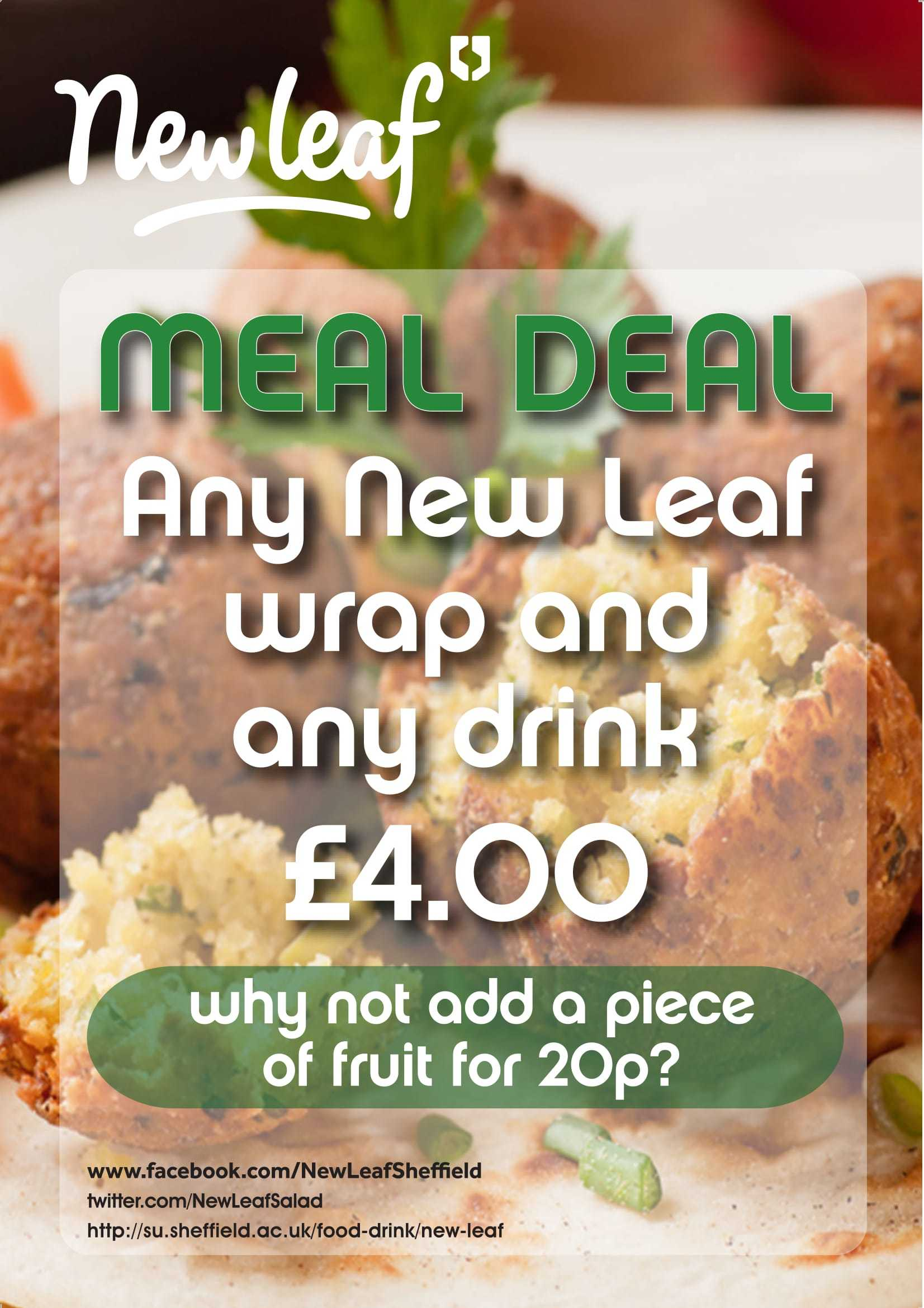 New leaf meal deal