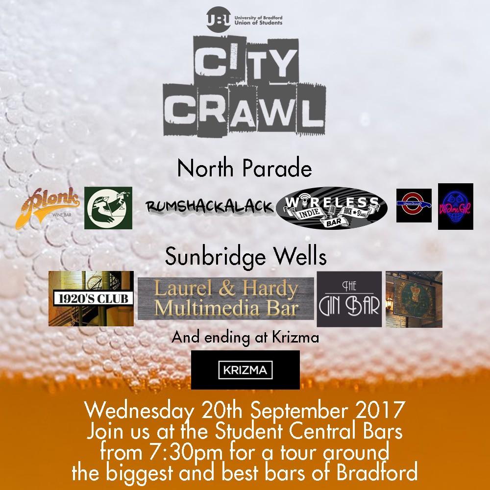 City Crawl v2