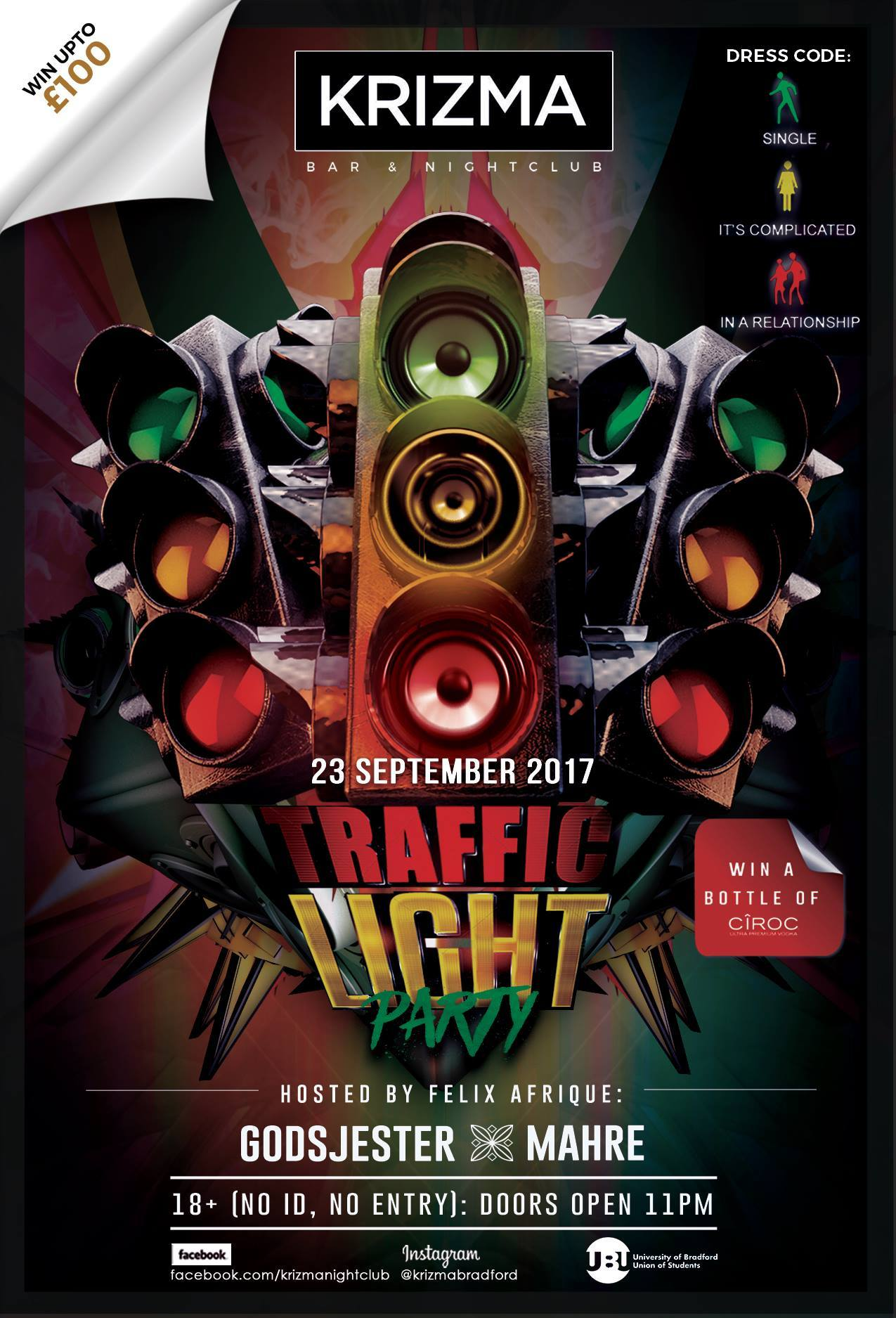 Krizma Traffic Light Party