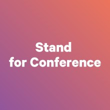 Stand for Conference