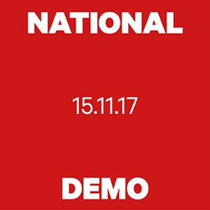 National Demo