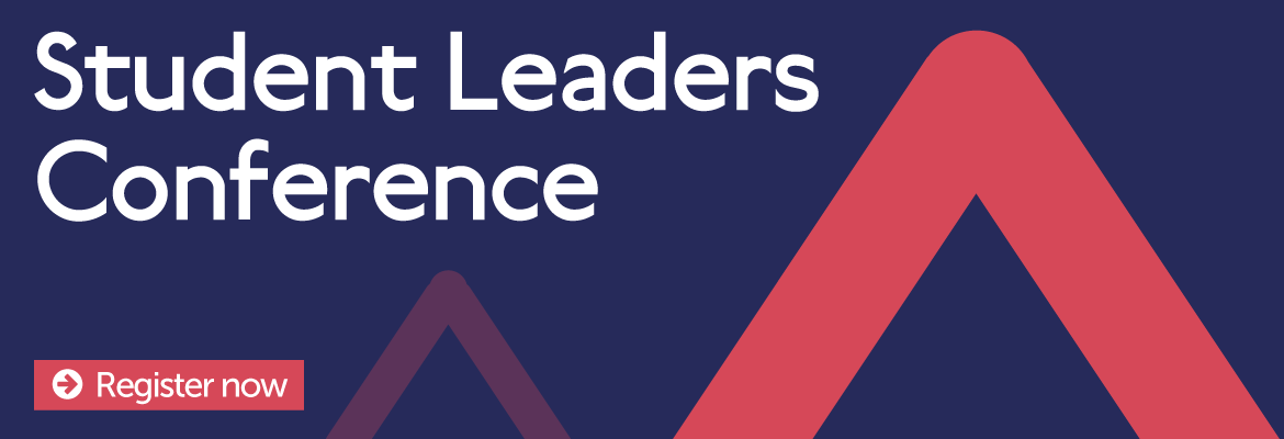 Student Leaders Conference - Register Now