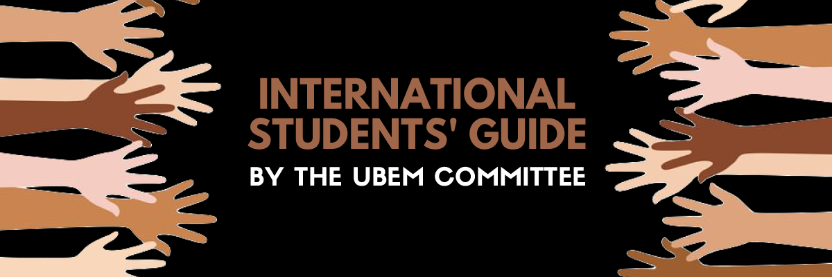 International Students Guide - by the UBEM committee