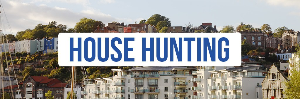 Page header: House Hunting