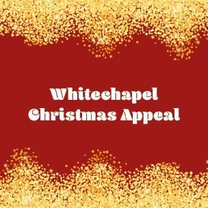 Whitechapel shoebox appeal