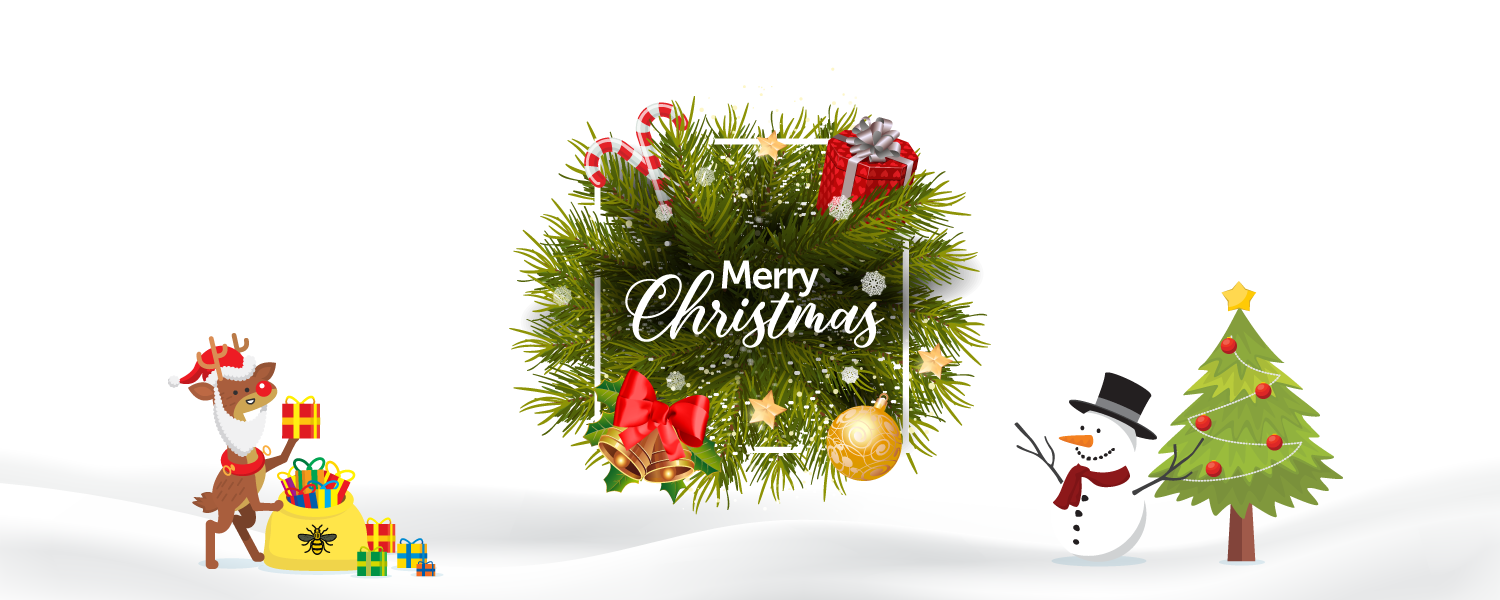 Merry Christmas from everyone at Salford SU