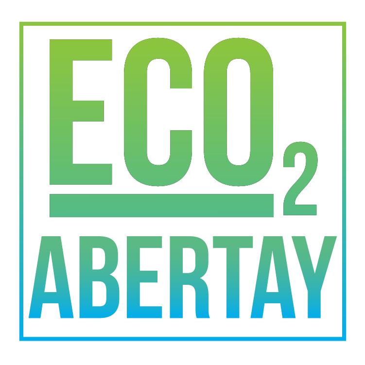 EcoAbertay Logo