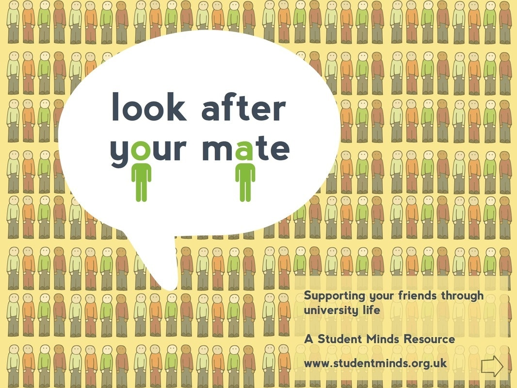 Look after your mates guide
