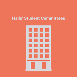 Halls Student Committees