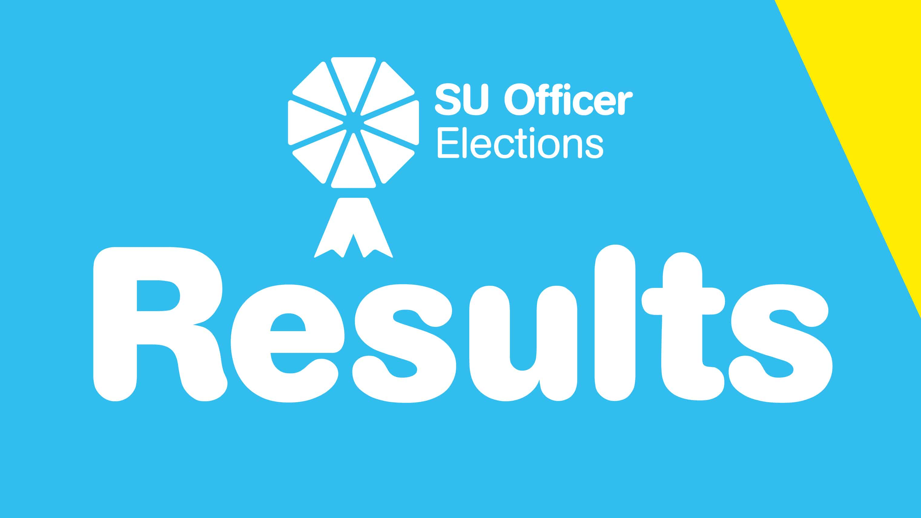 su officer elections results 2018 sheffield students union