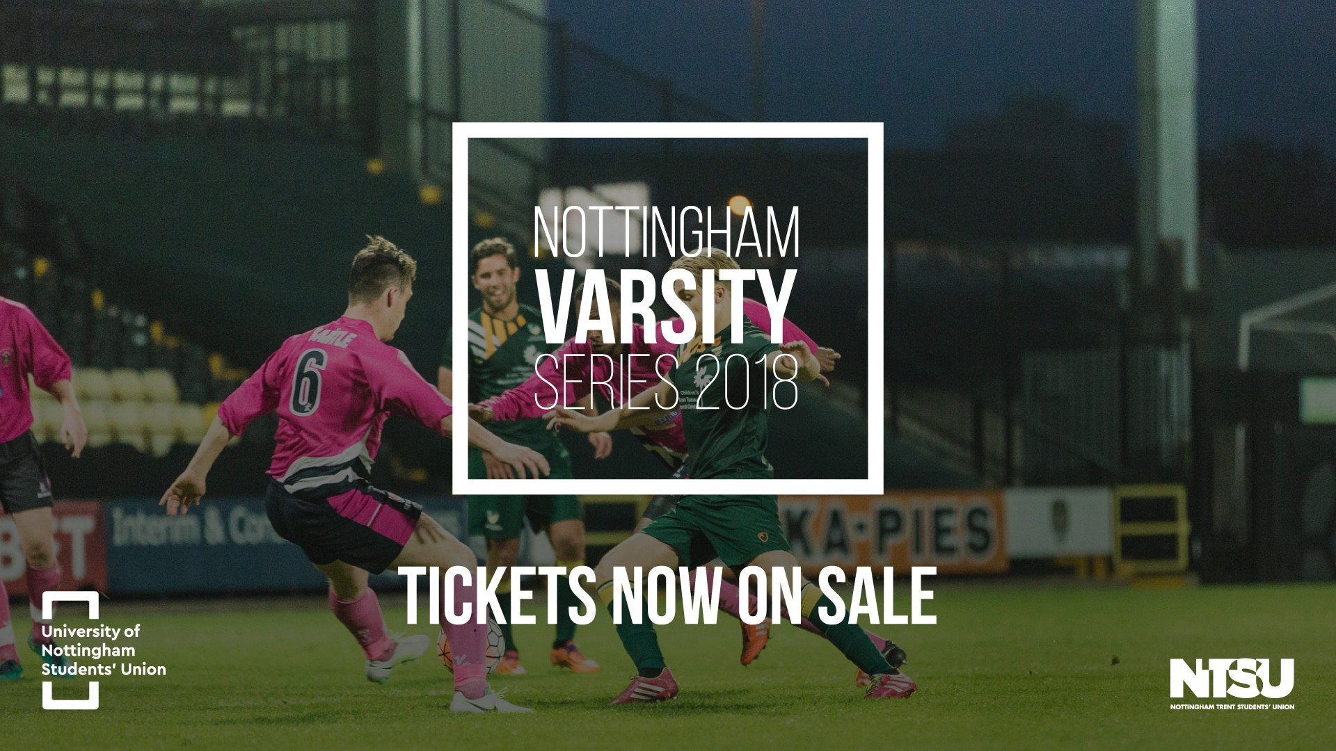 Varsity tickets now on sale