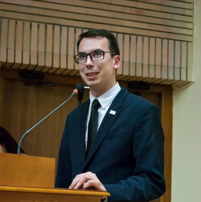 Photo of Marius Deaconu