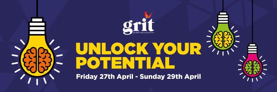 Grit Training April 2018