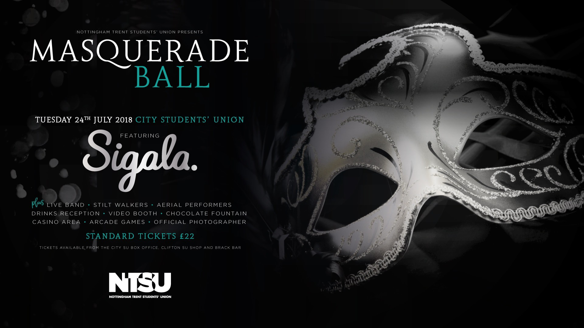 Here Are Five Reasons You Wont Want To Miss Out On Masquerade Ball A Graduation Celebration