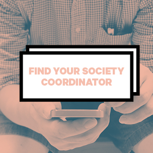 find your society coordinator