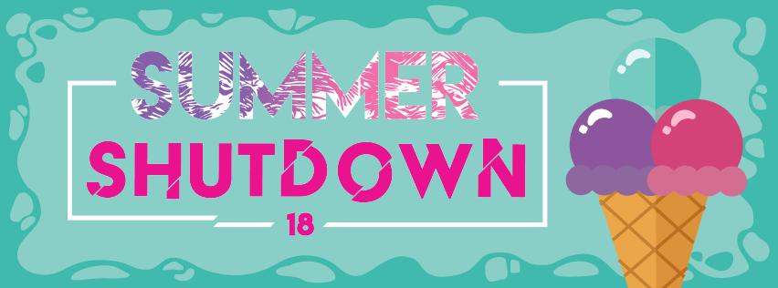 Summer Shutdown 2018: Feedback and Photos @ Middlesex University