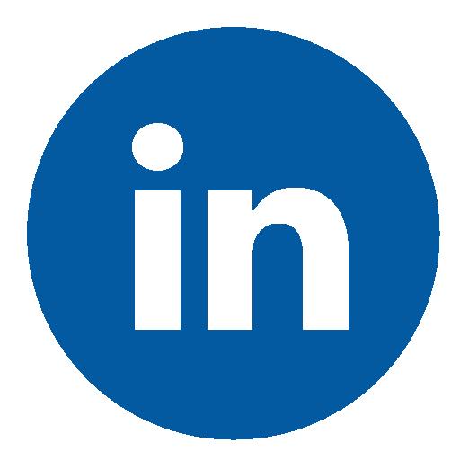 Small blue YouTube logo