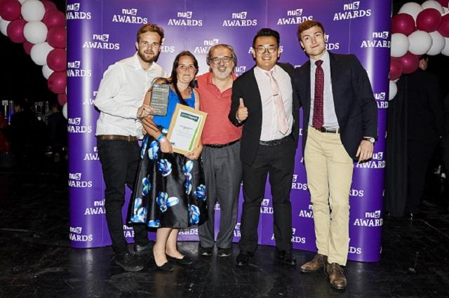 Northampton award winners