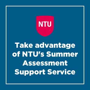 ntu summer assessment