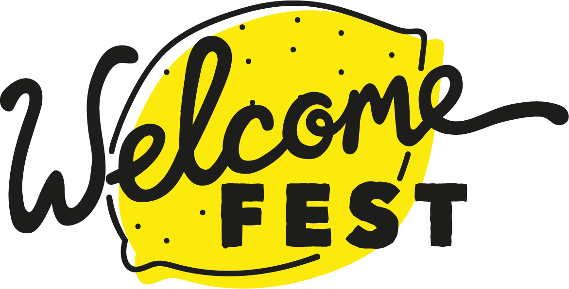 Welcome Fest 2018 Logo