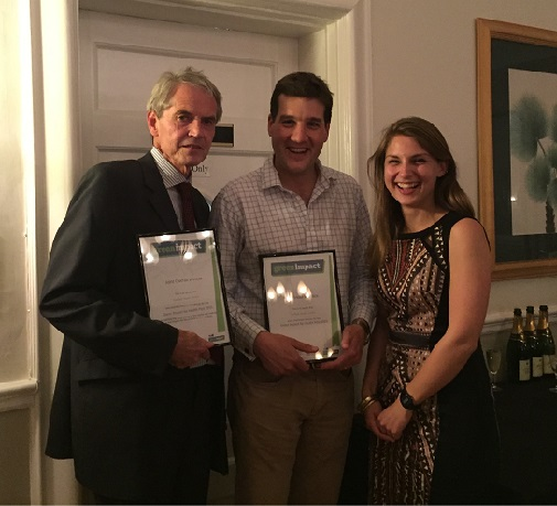 RCGP award winners