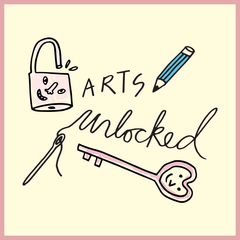 Arts Unlocked logo