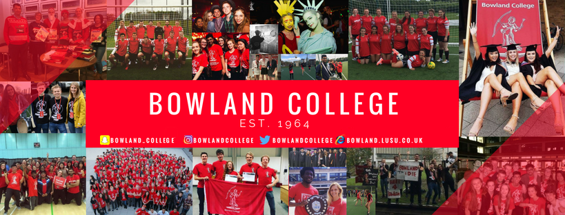 Bowland College Banner