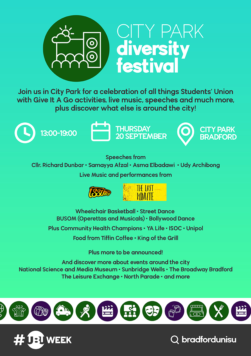 City Park Diversity Festival Small