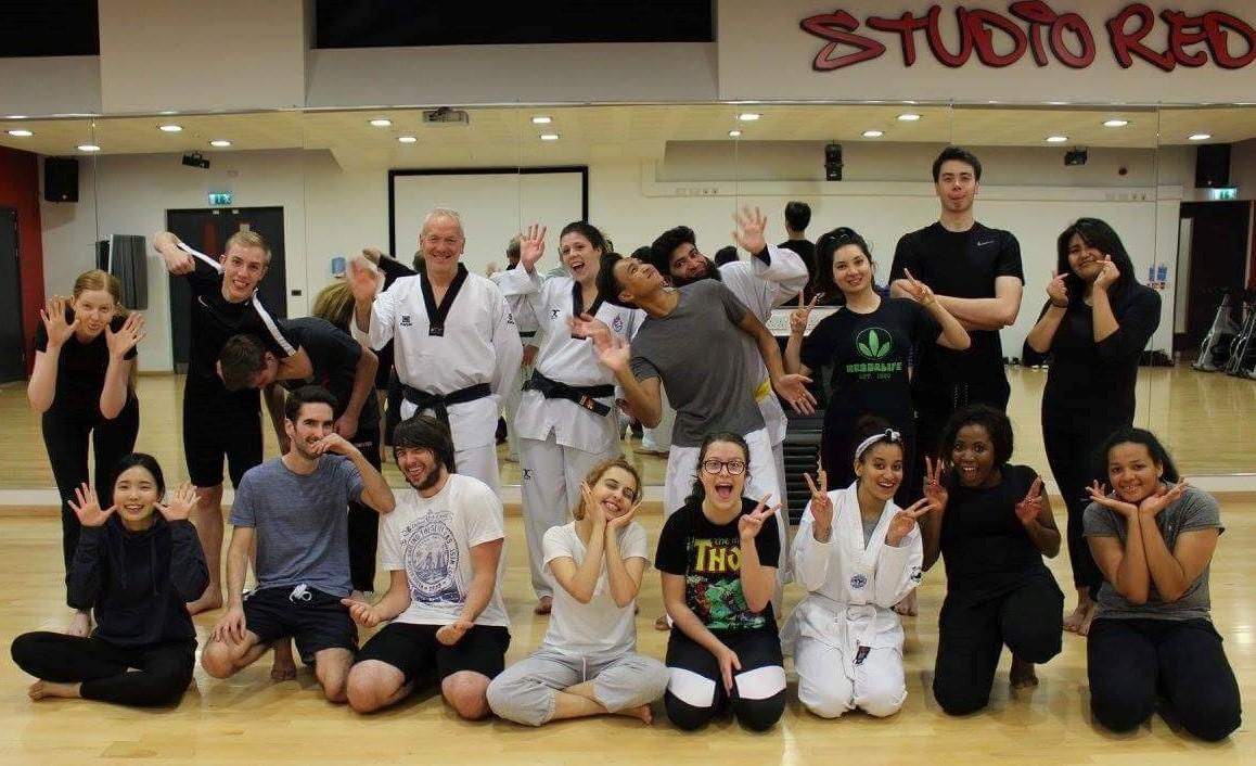 Team Taekwondo_Group_Photo