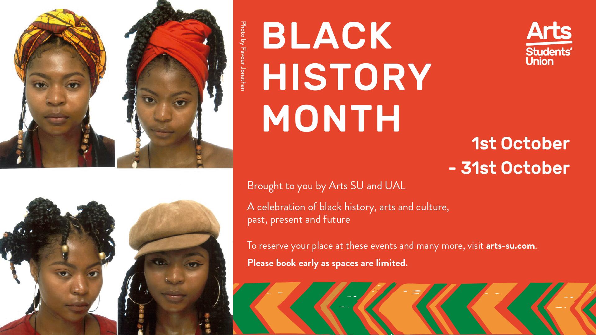 UAL Black History Month