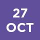 27 October