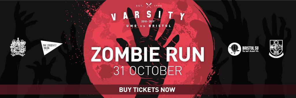 Varsity Zombie Run