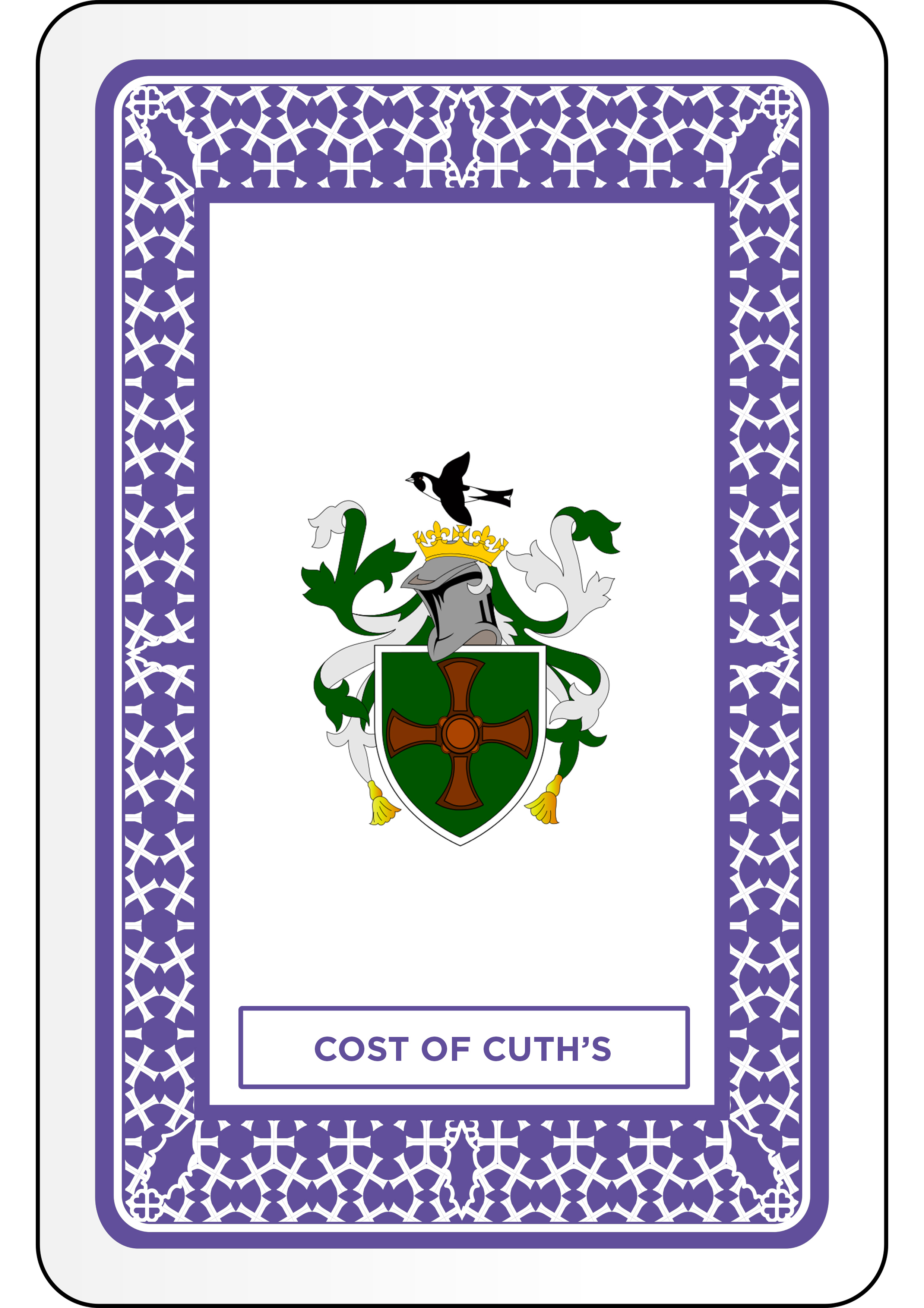 Cost of St Cuthberts