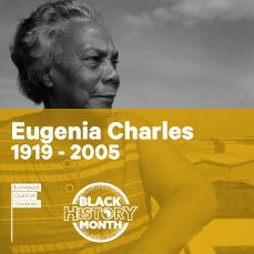 Eugenia Charles