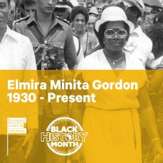 Elmira Minita Gordon