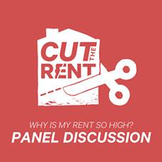 Cut the rent