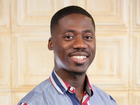 Kobby Ofori - President