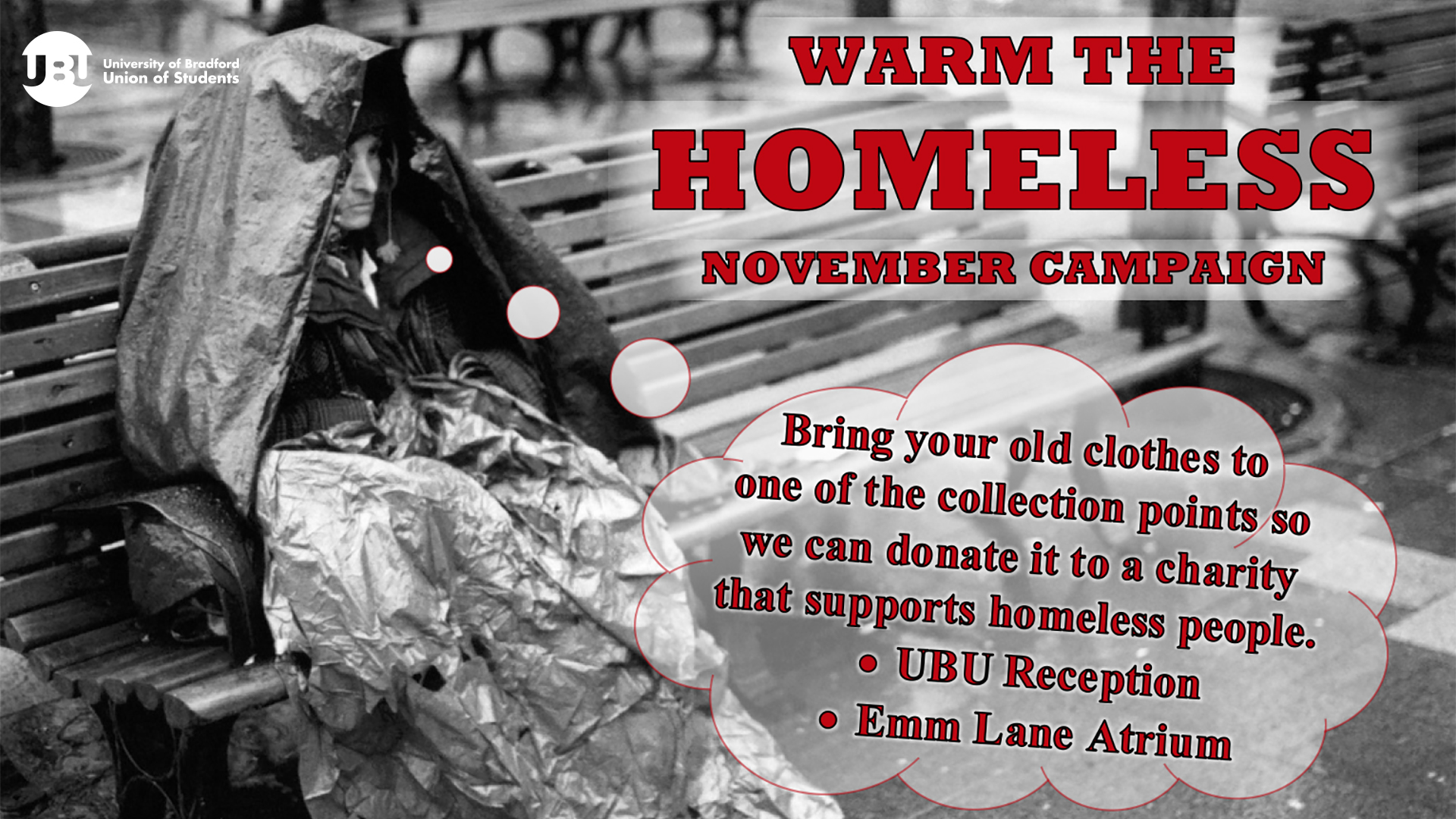 Warm the Homeless