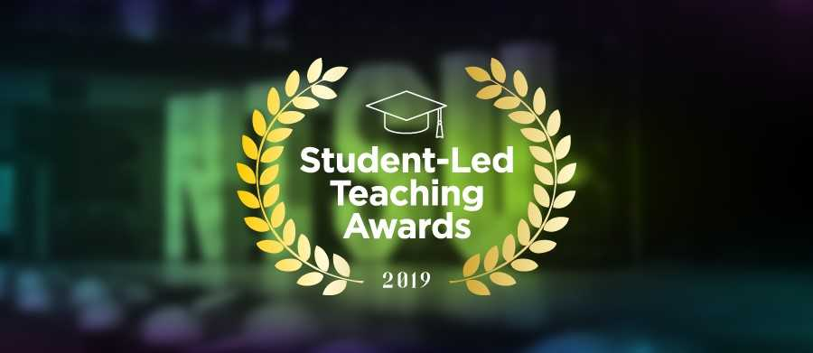 Student Led Teaching Awards