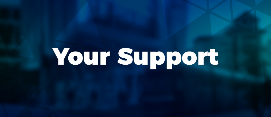 Your Support