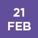 21 Feb
