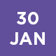 30 Jan