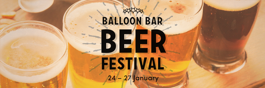 Balloon Bar - Beer Fest