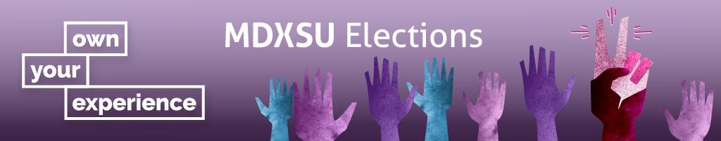 MDXSU Elections 2019
