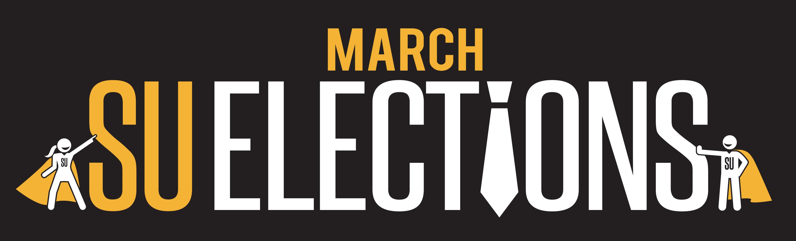 SU Elections 2019 - Webpage Banner
