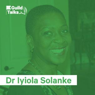Dr Iyiola Solanke