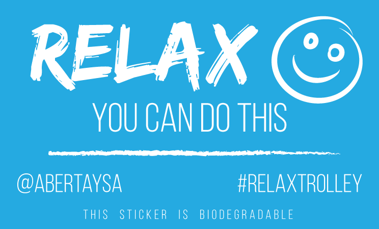 Relax Trolley Campaign