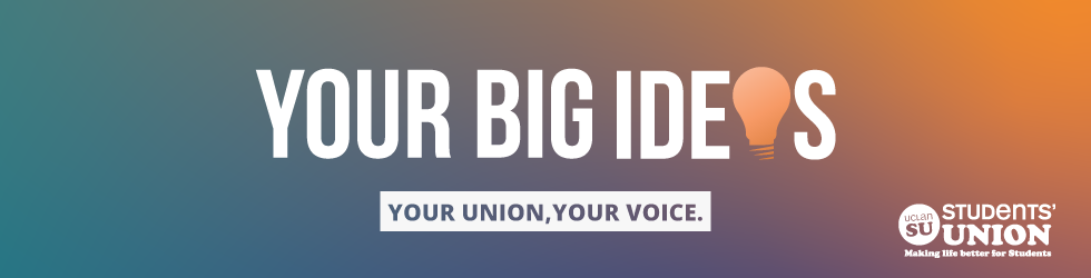 Your Big Ideas web banner