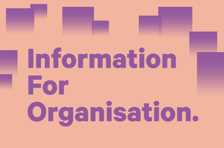 information for organisations