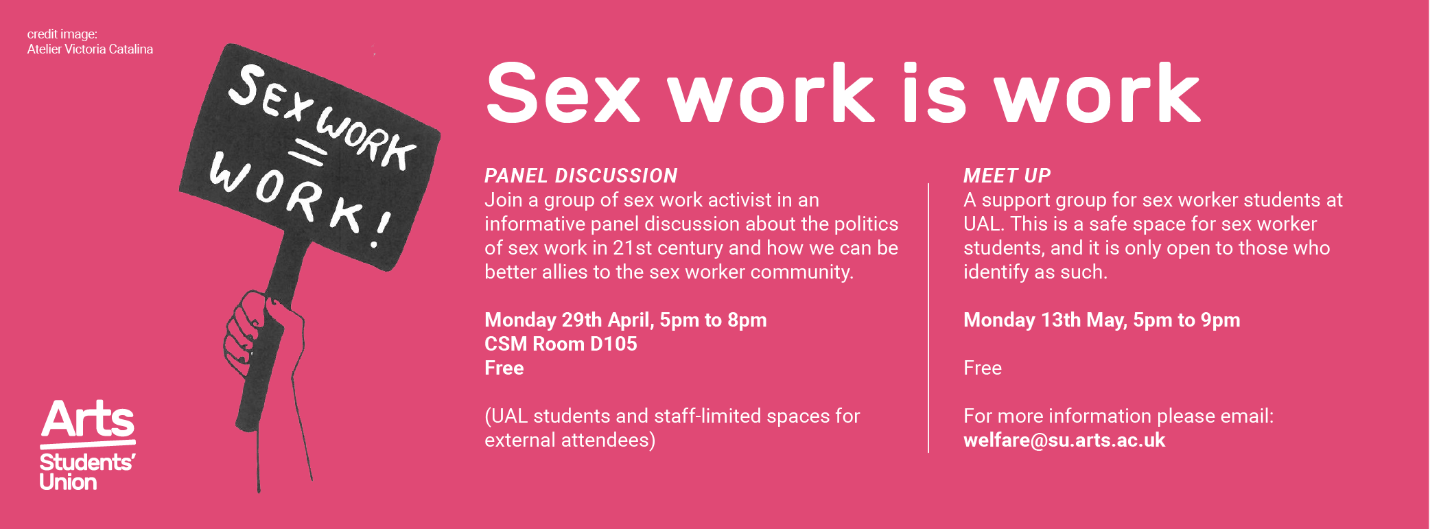 Sex Work is Work Panel